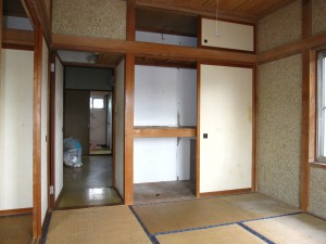 Before~鹿嶋市宮中リノベーション工事完成~